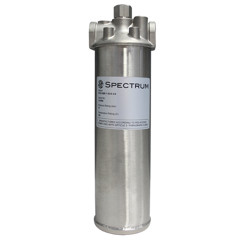 Inox Economic Filter Housings Spectrum Filtration