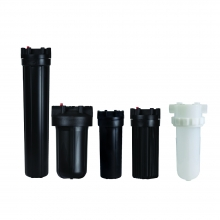 Polypropylene Housings