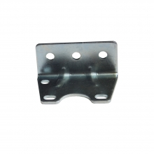 Inox filter housing bracket
