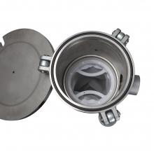 SPECTRUM INOX bag filter holder