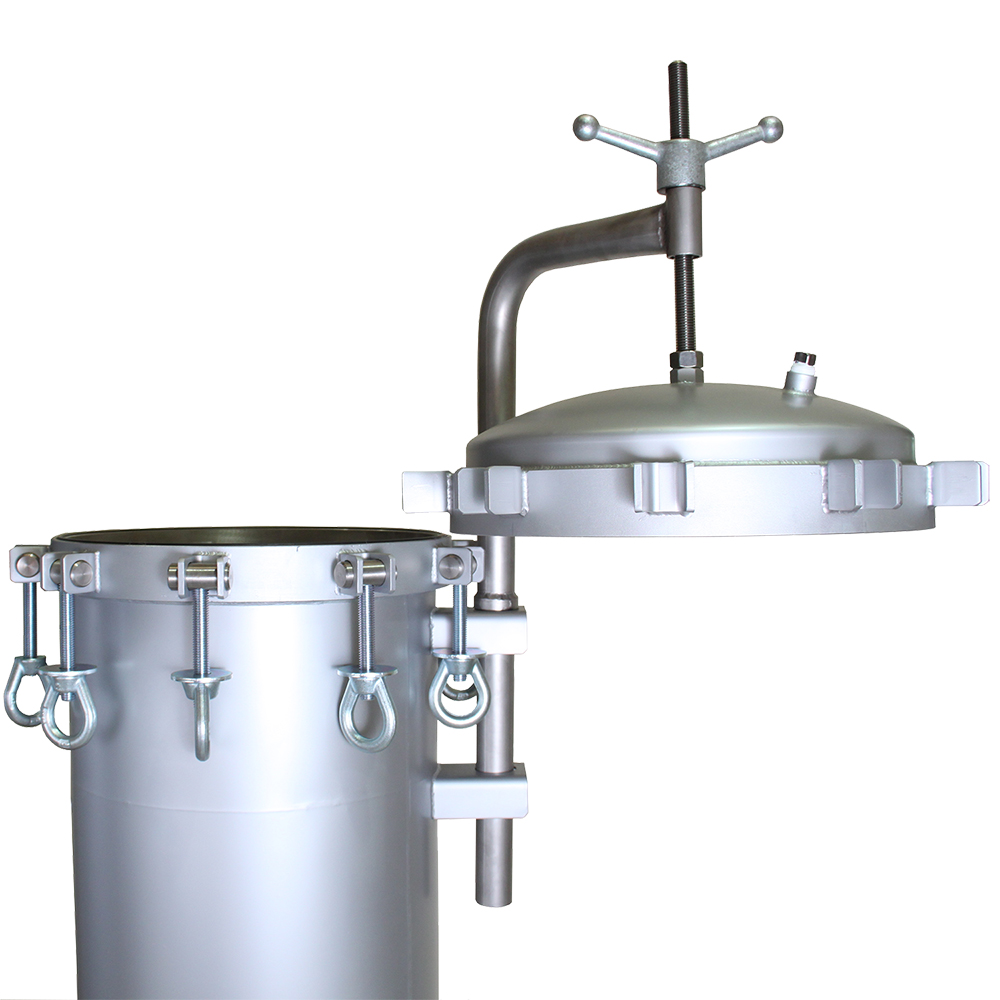 Inox Multi Round Bag Housings SPECTRUM Filtration amp Water