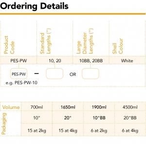 SPECTRUM_Ordering Details_PES-PW