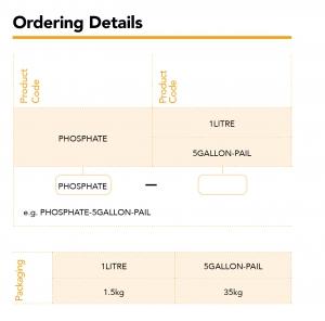SPECTRUM_Ordering details__PHOSPHATE