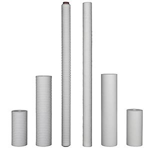 Spun-Bonded Filters